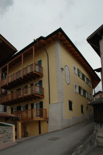 Foto Palazzo dell'esterno